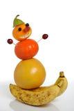 Cijfer van fruit Stock Foto's