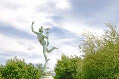 Cijfer van Hermes royalty-vrije stock afbeelding