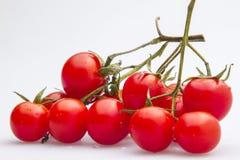 Cijferreeks van kleine tomatenfiguur 04 stock fotografie