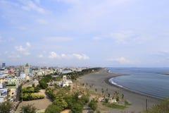 cijin海岛海岸  库存照片