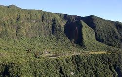 Cilaos circus, La Reunion island, indian ocean Royalty Free Stock Photography