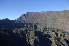 Cilaos circus, La Reunion island, indian ocean Stock Photos