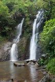 Cilember-Wasserfall Lizenzfreies Stockfoto