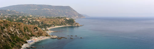 Cilento coast royalty free stock images