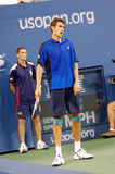 Cilic Marin at US Open 2008 (8) Stock Images