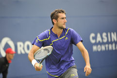 Cilic Rogers Cup 2012 (2) Stock Images
