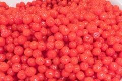 Ciliegia rossa dolce Fotografia Stock Libera da Diritti