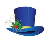 cilinder kapelusz Zdjęcie Royalty Free