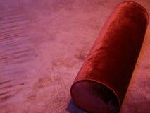 Cilinderhoofdkussen Royalty-vrije Stock Afbeeldingen
