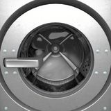 Cilindro da máquina de lavar Foto de Stock
