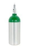 Cilindro de oxígeno médico Imagenes de archivo