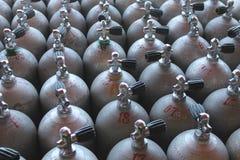 Cilindro de oxigênio Imagens de Stock