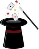 Cilindro magico royalty illustrazione gratis