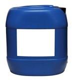 Cilindro plástico industrial Fotografia de Stock