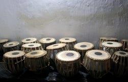 Cilindros de bongos Imagem de Stock Royalty Free