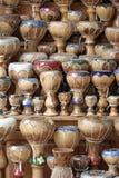 Cilindros de Tunísia Fotos de Stock Royalty Free