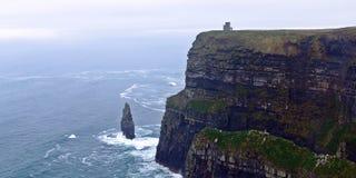 Cillfs Moher, Irlandia Obrazy Royalty Free