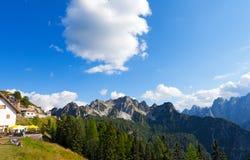 Cima del Cacciatore - Julian Alps Italy Royalty Free Stock Photo