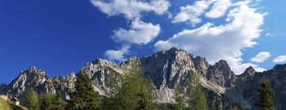 Cima del Cacciatore - Julian Alps Italy Stock Photos