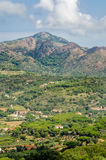 Cima del Monte, Island of Elba, Tuscany Royalty Free Stock Photo