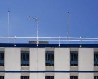 Cima del tetto Immagine Stock Libera da Diritti