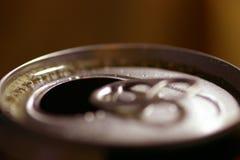 Cima della birra Fotografia Stock
