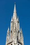 Cima della chiesa del pugno di Otago Fotografia Stock