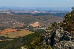 Cima della montagna immagini stock libere da diritti