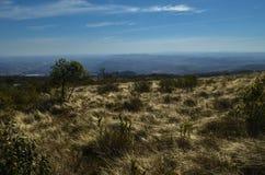 Cima della montagna fotografia stock libera da diritti