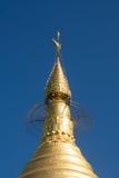 Cima della pagoda Fotografie Stock