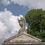Cima di una tomba Fotografie Stock Libere da Diritti