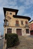 Cimadevilla, Gijà ³ n, Spanje Royalty-vrije Stock Afbeelding