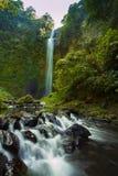 cimahi瀑布 库存图片
