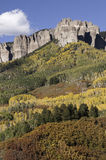 Cimarron Ridge Uncompahgre National Forest Stockfotografie