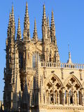 Cimborrio, Burgos ( Spain ) Royalty Free Stock Images