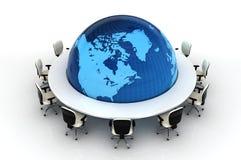 Cimeira de mundo Imagem de Stock Royalty Free