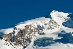 Cimeira de Nordend Fotografia de Stock Royalty Free
