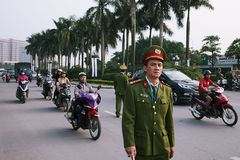 Cimeira 2017 do APEC de Vietname Imagem de Stock