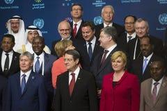 Cimeira humanitária do mundo, Istambul, Turquia, 2016 Imagem de Stock