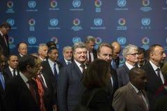 Cimeira humanitária do mundo, Istambul, Turquia, 2016 Fotografia de Stock