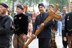 Cimeli Indonesia di carnevale Immagine Stock Libera da Diritti