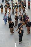 Cimeli Indonesia di carnevale Fotografia Stock Libera da Diritti