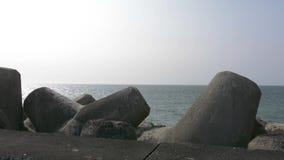 ciment struktury molo zdjęcie wideo
