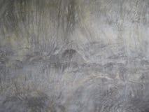 Cimente o fundo da parede Fundo da textura Imagem de Stock