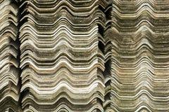 Cimento, concreto, telha, placas, fundo, cinza, meio Fotografia de Stock