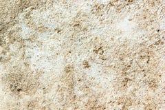 Cimento da parede Foto de Stock