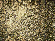 Cimento para processar o ouro fotografia de stock