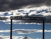 Cimetière Photographie stock libre de droits