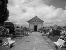 Cimetière antique d'Iguape, Brésil photo libre de droits