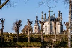 Cimetière dans St Georgen de Bayreuth photos libres de droits